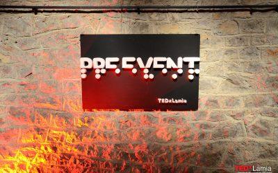 Εσύ τι έμαθες για το TEDxLamia Pre-Event 2019;